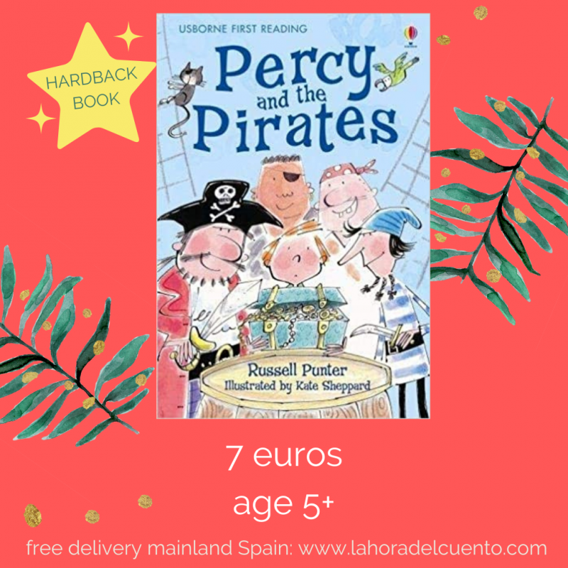 Percy and the Pirates