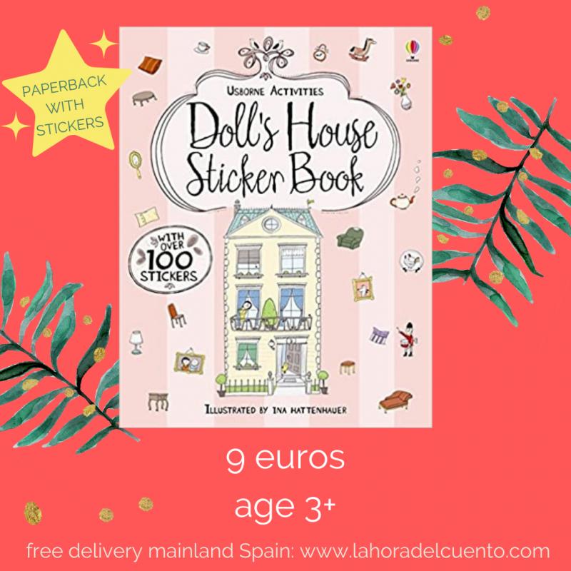 Dolls House Sticker Book