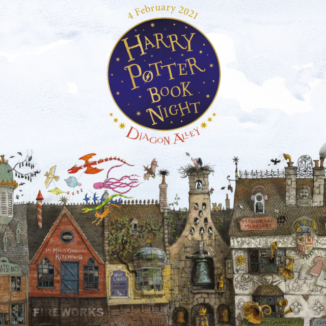 Harry Potter Book Night 2021