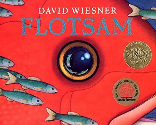Flotsam David Wiesner