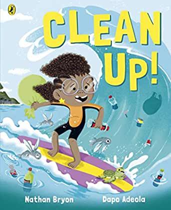 Clean Up! Nathan Bryan