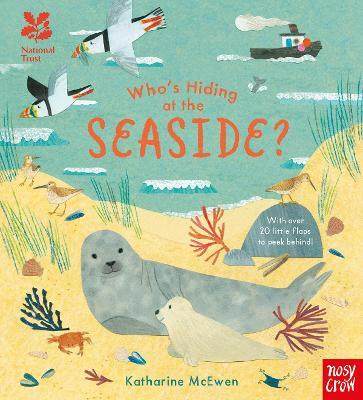 Who's hiding at the seaside